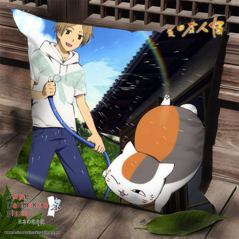 New Natsume's Book of Friends Anime Dakimakura Square Pillow Cover SPC143 - Anime Dakimakura Pillow Shop | Fast, Free Shipping, Dakimakura Pillow & Cover shop, pillow For sale, Dakimakura Japan Store, Buy Custom Hugging Pillow Cover - 1