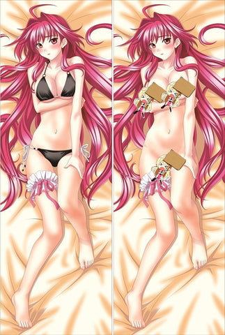 New Shinkyoku Sokai Polyphonica Anime Dakimakura Japanese Pillow Cover SSP9 - Anime Dakimakura Pillow Shop | Fast, Free Shipping, Dakimakura Pillow & Cover shop, pillow For sale, Dakimakura Japan Store, Buy Custom Hugging Pillow Cover - 1