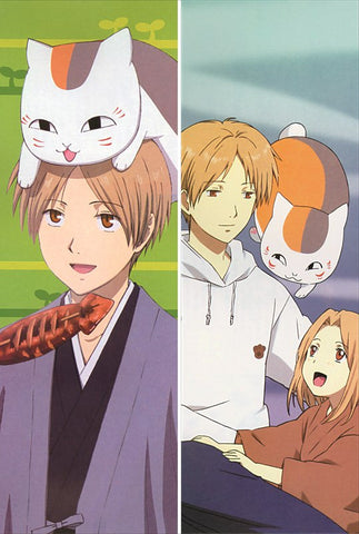 New  Natsume Yuujinchou Anime Dakimakura Japanese Pillow Cover ContestTwentySix3 Male - Anime Dakimakura Pillow Shop | Fast, Free Shipping, Dakimakura Pillow & Cover shop, pillow For sale, Dakimakura Japan Store, Buy Custom Hugging Pillow Cover - 1