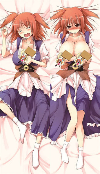 New Touhou Project Anime Dakimakura Japanese Pillow Cover TP96 - Anime Dakimakura Pillow Shop | Fast, Free Shipping, Dakimakura Pillow & Cover shop, pillow For sale, Dakimakura Japan Store, Buy Custom Hugging Pillow Cover - 1