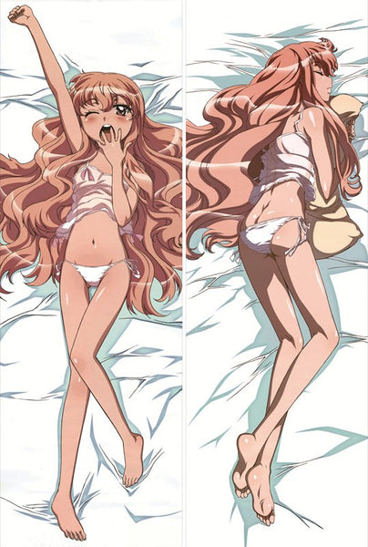 New The Familiar of Zero Anime Dakimakura Japanese Pillow Cover TFZ22