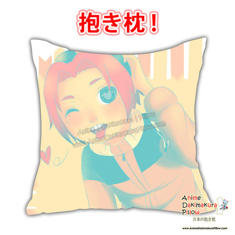 New Naruto Anime Dakimakura Japanese Square Pillow Cover Custom Designer BambyKim ADC440 - Anime Dakimakura Pillow Shop | Fast, Free Shipping, Dakimakura Pillow & Cover shop, pillow For sale, Dakimakura Japan Store, Buy Custom Hugging Pillow Cover - 1
