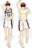 New  Male Kuroko no Basuke Anime Dakimakura Japanese Pillow Cover MALE14 - Anime Dakimakura Pillow Shop | Fast, Free Shipping, Dakimakura Pillow & Cover shop, pillow For sale, Dakimakura Japan Store, Buy Custom Hugging Pillow Cover - 1