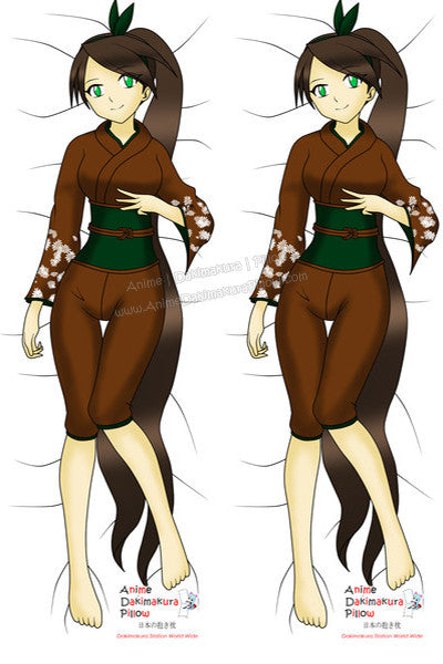 New Custom Made Anime Dakimakura Japanese Pillow Cover Custom Designer RatsuTerra48 ADC57 - Anime Dakimakura Pillow Shop | Fast, Free Shipping, Dakimakura Pillow & Cover shop, pillow For sale, Dakimakura Japan Store, Buy Custom Hugging Pillow Cover - 1