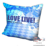 New Sonoda Umi - Love Live Anime Dakimakura Square Pillow Cover H014 - Anime Dakimakura Pillow Shop | Fast, Free Shipping, Dakimakura Pillow & Cover shop, pillow For sale, Dakimakura Japan Store, Buy Custom Hugging Pillow Cover - 2