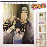 New Uchiha Brothers - Naruto Anime Japanese Window Curtain Door Entrance Room Partition H0150 - Anime Dakimakura Pillow Shop | Fast, Free Shipping, Dakimakura Pillow & Cover shop, pillow For sale, Dakimakura Japan Store, Buy Custom Hugging Pillow Cover - 1