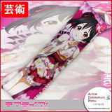 New Nico Yazawa - Love Live Anime Dakimakura Japanese Hugging Body Pillow Cover GZFONG153 - Anime Dakimakura Pillow Shop | Fast, Free Shipping, Dakimakura Pillow & Cover shop, pillow For sale, Dakimakura Japan Store, Buy Custom Hugging Pillow Cover - 1