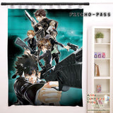 New Psycho Pass Anime Japanese Window Curtain Door Entrance Room Partition H0153 - Anime Dakimakura Pillow Shop | Fast, Free Shipping, Dakimakura Pillow & Cover shop, pillow For sale, Dakimakura Japan Store, Buy Custom Hugging Pillow Cover - 1