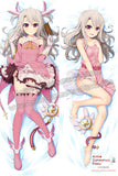 New Illyasviel von Einzbern -  Fatekaleid liner Prisma Illya Anime Dakimakura Japanese Hugging Body Pillow Cover ADP-16241 - Anime Dakimakura Pillow Shop | Fast, Free Shipping, Dakimakura Pillow & Cover shop, pillow For sale, Dakimakura Japan Store, Buy Custom Hugging Pillow Cover - 1