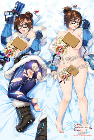 New Mei - Overwatch Anime Dakimakura Japanese Hugging Body Pillow Cover ADP-16242B - Anime Dakimakura Pillow Shop | Fast, Free Shipping, Dakimakura Pillow & Cover shop, pillow For sale, Dakimakura Japan Store, Buy Custom Hugging Pillow Cover - 1