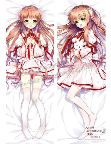 New Kotori Kanbe - Rewrite Anime Dakimakura Japanese Hugging Body Pillow Cover ADP-16252-A - Anime Dakimakura Pillow Shop | Fast, Free Shipping, Dakimakura Pillow & Cover shop, pillow For sale, Dakimakura Japan Store, Buy Custom Hugging Pillow Cover - 1