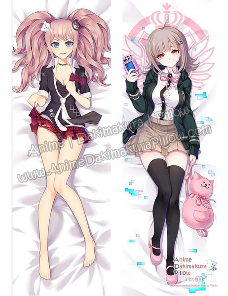 New Danganronpa Anime Dakimakura Japanese Hugging Body Pillow Cover ADP-16265 ADP-16266 - Anime Dakimakura Pillow Shop | Fast, Free Shipping, Dakimakura Pillow & Cover shop, pillow For sale, Dakimakura Japan Store, Buy Custom Hugging Pillow Cover - 1