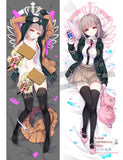New Chiaki Nanami - Danganronpa Anime Dakimakura Japanese Hugging Body Pillow Cover ADP-16265 - Anime Dakimakura Pillow Shop | Fast, Free Shipping, Dakimakura Pillow & Cover shop, pillow For sale, Dakimakura Japan Store, Buy Custom Hugging Pillow Cover - 1