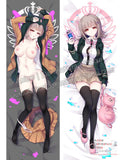 New Chiaki Nanami - Danganronpa Anime Dakimakura Japanese Hugging Body Pillow Cover ADP-16265 - Anime Dakimakura Pillow Shop | Fast, Free Shipping, Dakimakura Pillow & Cover shop, pillow For sale, Dakimakura Japan Store, Buy Custom Hugging Pillow Cover - 2