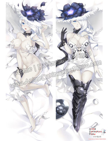 New Harbour Summer Princess - Kantai Collection Anime Dakimakura Japanese Hugging Body Pillow Cover ADP-16277-A