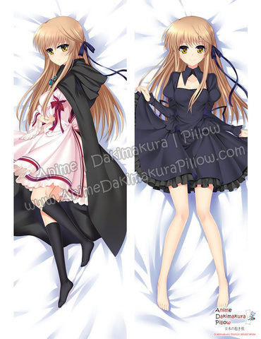 New Akane Senri - Rewrite Anime Dakimakura Japanese Hugging Body Pillow Cover ADP-16281b