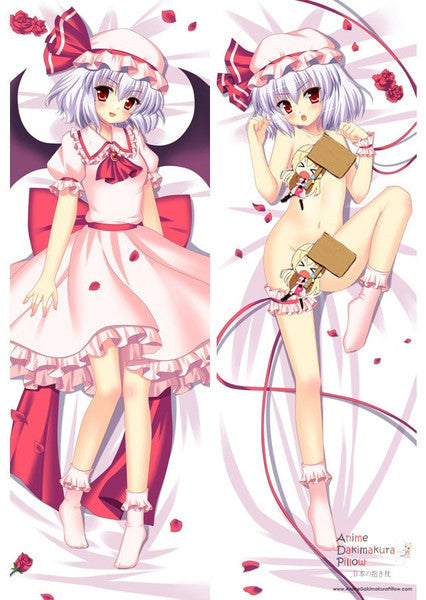 New  Touhou Project Anime Dakimakura Japanese Pillow Cover ContestSixtyThree 18 - Anime Dakimakura Pillow Shop | Fast, Free Shipping, Dakimakura Pillow & Cover shop, pillow For sale, Dakimakura Japan Store, Buy Custom Hugging Pillow Cover - 1