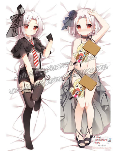 New Kantai Collection Anime Dakimakura Japanese Hugging Body Pillow Cover ADP-16318B