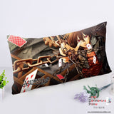 New Amnesia Anime Dakimakura Rectangle Pillow Cover RPC163 - Anime Dakimakura Pillow Shop | Fast, Free Shipping, Dakimakura Pillow & Cover shop, pillow For sale, Dakimakura Japan Store, Buy Custom Hugging Pillow Cover - 1