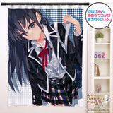 New Yukino - My Teen Romantic Comedy Anime Japanese Window Curtain Door Entrance Room Partition H0164 - Anime Dakimakura Pillow Shop | Fast, Free Shipping, Dakimakura Pillow & Cover shop, pillow For sale, Dakimakura Japan Store, Buy Custom Hugging Pillow Cover - 1