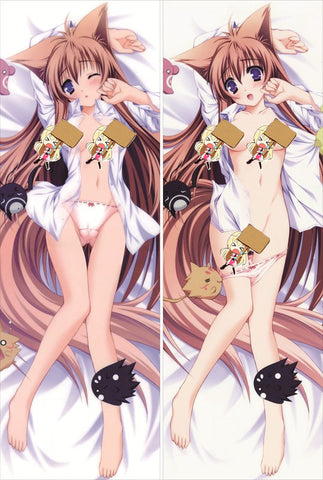 New TAYUTAMA -Kiss on my Deity Anime Dakimakura Japanese Pillow Cover TKD5 - Anime Dakimakura Pillow Shop | Fast, Free Shipping, Dakimakura Pillow & Cover shop, pillow For sale, Dakimakura Japan Store, Buy Custom Hugging Pillow Cover - 1
