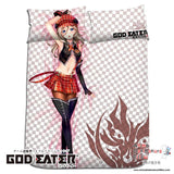 New Alisa - God Eater Japanese Anime Bed Blanket or Duvet Cover with Pillow Covers H0168 - Anime Dakimakura Pillow Shop | Fast, Free Shipping, Dakimakura Pillow & Cover shop, pillow For sale, Dakimakura Japan Store, Buy Custom Hugging Pillow Cover - 1