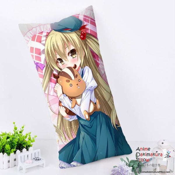 New Chifuyu - Inou Battle wa Nichijou Sama Anime Dakimakura Rectangle Pillow Cover RPC169