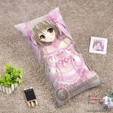 New Sora Kasugano - Yosuga no Sora Anime Dakimakura Rectangle Pillow Cover RPC16 - Anime Dakimakura Pillow Shop | Fast, Free Shipping, Dakimakura Pillow & Cover shop, pillow For sale, Dakimakura Japan Store, Buy Custom Hugging Pillow Cover - 1