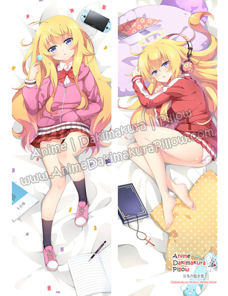 New-Gabriel-White-Tenma-Gabriel-DropOut-Anime-Dakimakura-Japanese-Hugging-Body-Pillow-Cover-ADP17011-A