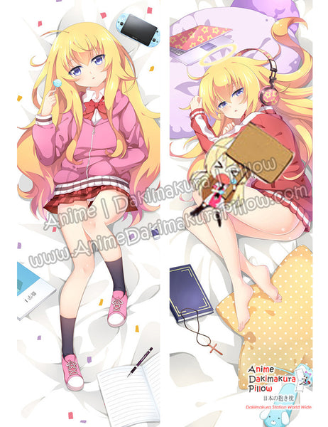 New-Gabriel-White-Tenma-Gabriel-DropOut-Anime-Dakimakura-Japanese-Hugging-Body-Pillow-Cover-ADP17011-B