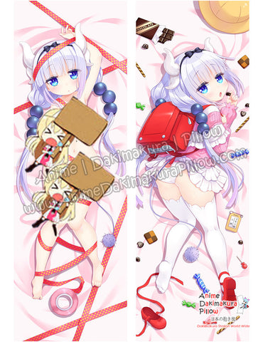 New-Kanna-Kamui-Miss-Kobayashi's-Dragon-Maid-Anime-Dakimakura-Japanese-Hugging-Body-Pillow-Cover-ADP17012-B