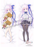 New Gotou Jun - Tenshi no 3P Anime Dakimakura Japanese Hugging Body Pillow Cover ADP17051-B