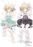 New Kaneshiro Sora - Tenshi no 3P Anime Dakimakura Japanese Hugging Body Pillow Cover ADP17055-A