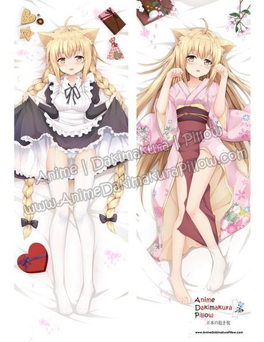 New-Yuzu-Konohana-Kitan-Anime-Dakimakura-Japanese-Hugging-Body-Pillow-Cover-ADP17105-A