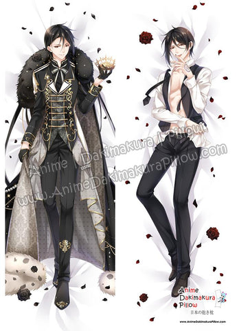 New-Sebastian-Michaelis-Kuroshitsuji-Male-Anime-Dakimakura-Japanese-Hugging-Body-Pillow-Cover-ADP17115
