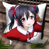 New Nico Yazawa - Love Live Anime Dakimakura Square Pillow Cover SPC173 - Anime Dakimakura Pillow Shop | Fast, Free Shipping, Dakimakura Pillow & Cover shop, pillow For sale, Dakimakura Japan Store, Buy Custom Hugging Pillow Cover - 1