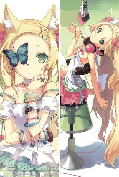 New  Blonde Blossom Anime Dakimakura Japanese Pillow Cover ContestNine10 - Anime Dakimakura Pillow Shop | Fast, Free Shipping, Dakimakura Pillow & Cover shop, pillow For sale, Dakimakura Japan Store, Buy Custom Hugging Pillow Cover - 1