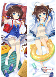 New Ai Hinatsuru - Ryuuou no Oshigoto! Anime Dakimakura Japanese Hugging Body Pillow Cover ADP18002-1