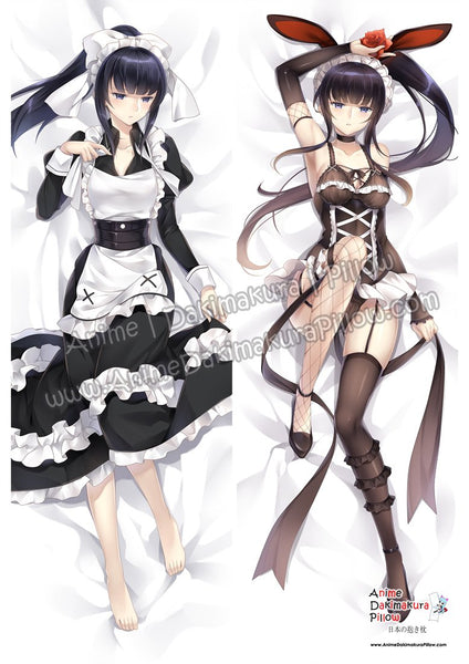 New Narberal Gamma - Overlord Anime Dakimakura Japanese Hugging Body Pillow Cover ADP18048-1