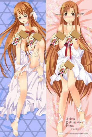 New  Sword Art Online Anime Dakimakura Japanese Pillow Cover ContestSixtyFour 12 - Anime Dakimakura Pillow Shop | Fast, Free Shipping, Dakimakura Pillow & Cover shop, pillow For sale, Dakimakura Japan Store, Buy Custom Hugging Pillow Cover - 1