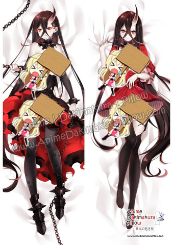 ADP-Battleship-Water-Demon-Kantai-Collection-Anime-Dakimakura-Japanese-Hugging-Body-Pillow-Cover-ADP18140-2