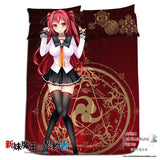 New Mio Naruse - The Testament of Sister New Devil Japanese Anime Bed Blanket or Duvet Cover with Pillow Covers H0181 - Anime Dakimakura Pillow Shop | Fast, Free Shipping, Dakimakura Pillow & Cover shop, pillow For sale, Dakimakura Japan Store, Buy Custom Hugging Pillow Cover - 1