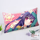 New Nourin Anime Dakimakura Rectangle Pillow Cover RPC184 - Anime Dakimakura Pillow Shop | Fast, Free Shipping, Dakimakura Pillow & Cover shop, pillow For sale, Dakimakura Japan Store, Buy Custom Hugging Pillow Cover - 1