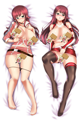 New  To Heart Anime Dakimakura Japanese Pillow Cover ContestFortyFive20 - Anime Dakimakura Pillow Shop | Fast, Free Shipping, Dakimakura Pillow & Cover shop, pillow For sale, Dakimakura Japan Store, Buy Custom Hugging Pillow Cover - 1