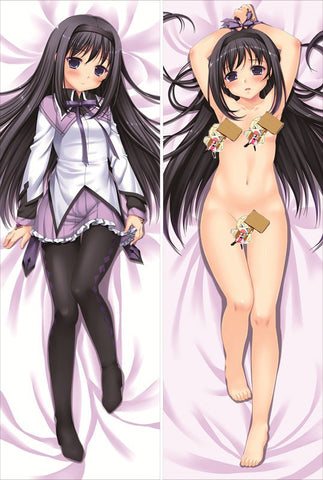 New Puella Magi Madoka Magica Anime Dakimakura Japanese Pillow Cover MQ3 - Anime Dakimakura Pillow Shop | Fast, Free Shipping, Dakimakura Pillow & Cover shop, pillow For sale, Dakimakura Japan Store, Buy Custom Hugging Pillow Cover - 1