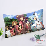 New Celestial Method Anime Dakimakura Rectangle Pillow Cover RPC189 - Anime Dakimakura Pillow Shop | Fast, Free Shipping, Dakimakura Pillow & Cover shop, pillow For sale, Dakimakura Japan Store, Buy Custom Hugging Pillow Cover - 1