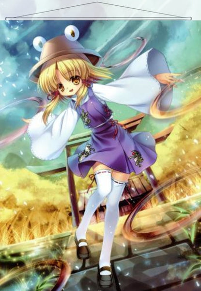Touhou Project Japanese Anime Wall Scroll Poster and Banner 18