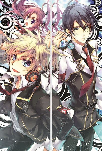 New  Kisaragi GoldStar Anime Dakimakura Japanese Pillow Cover ContestEleven13