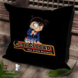 New Detective Conan Anime Dakimakura Square Pillow Cover SPC190 - Anime Dakimakura Pillow Shop | Fast, Free Shipping, Dakimakura Pillow & Cover shop, pillow For sale, Dakimakura Japan Store, Buy Custom Hugging Pillow Cover - 1