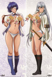New Ikki Tousen Anime Dakimakura Japanese Pillow Cover ADP-9129 - Anime Dakimakura Pillow Shop | Fast, Free Shipping, Dakimakura Pillow & Cover shop, pillow For sale, Dakimakura Japan Store, Buy Custom Hugging Pillow Cover - 1